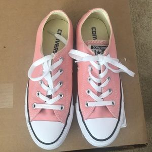 Pink Converse All-Star Sneakers, very gently worn